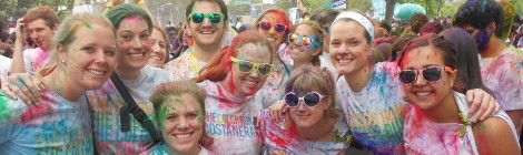 Photo Gallery: The Color Run