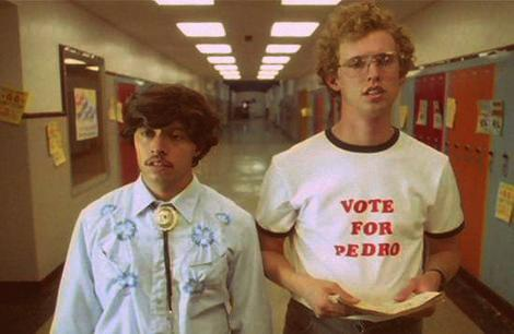 Pedro and Napoleon