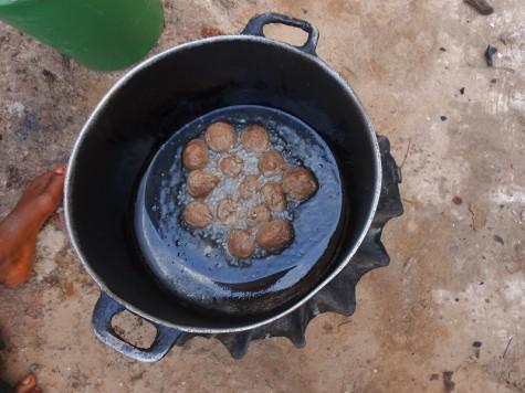 Fish balls!