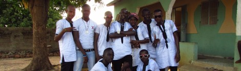Gambia's American Boyz