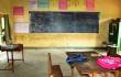 A third-grade classroom.