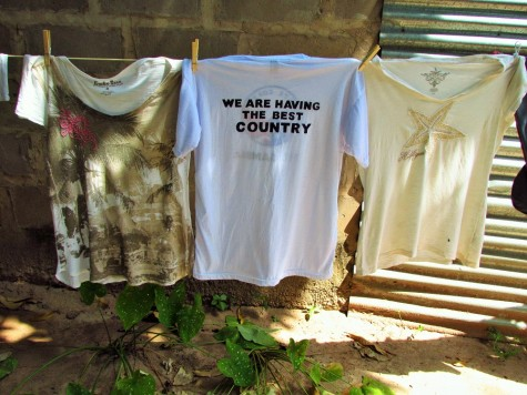 Peace Corps The Gambia: We are having the best country