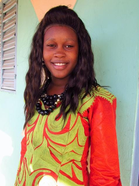 Sainabou, 17