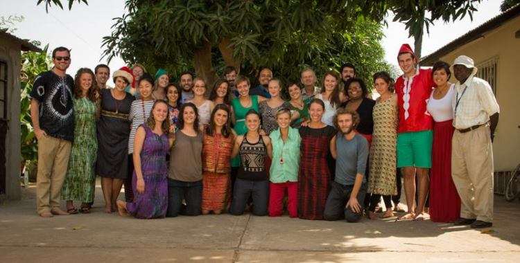 A very merry Peace Corps Christmas