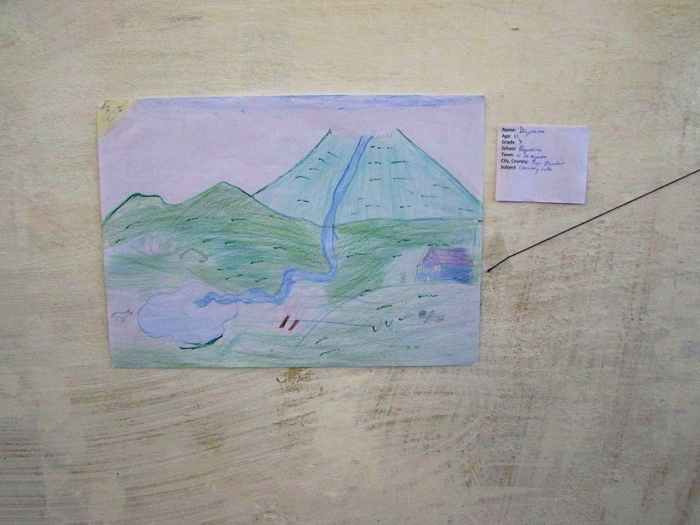 061715_Sibanor_School_Library_World Map_World Art Exchange (24)