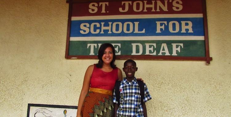 Sama starts school