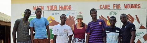 Murals in the Making: 'I want to keep my community healthy'