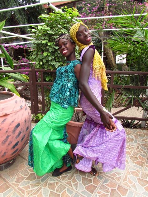 Hawa and Jainaba